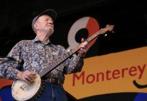 Pete Seeger Monterey