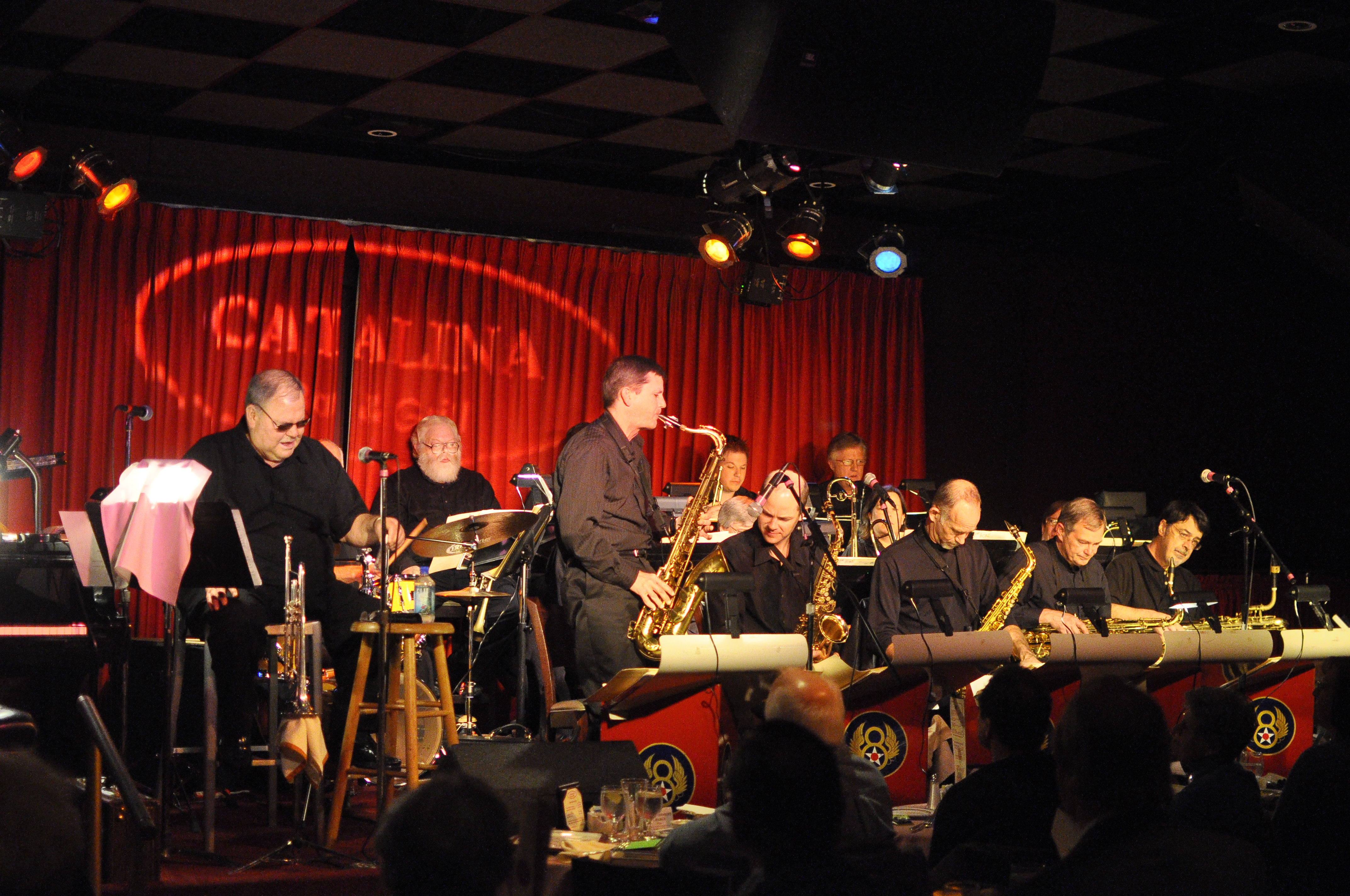 Big Horn Grill >> Live Jazz: The Jack Sheldon Big Band at Catalina Bar ...