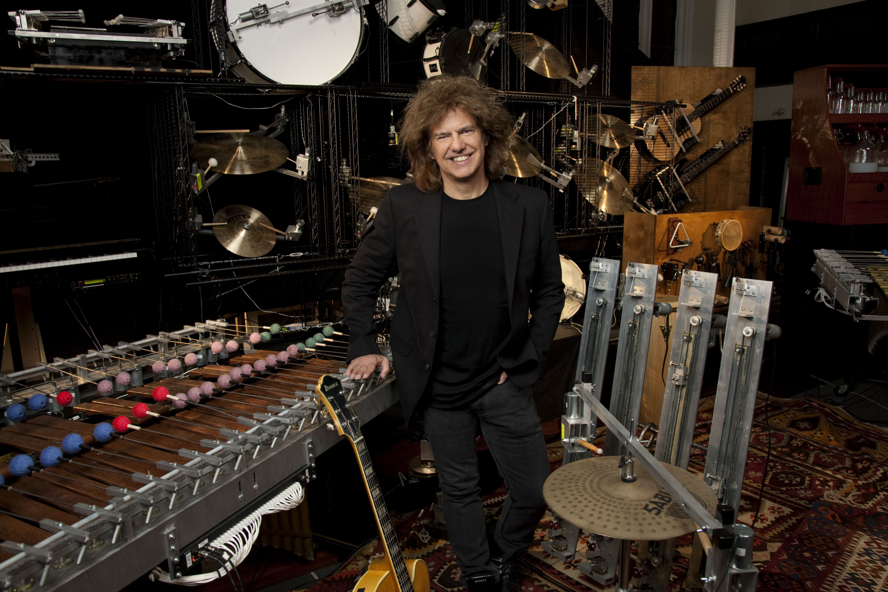 Live Jazz Pat Metheny S Orchestrion At Disney Hall The