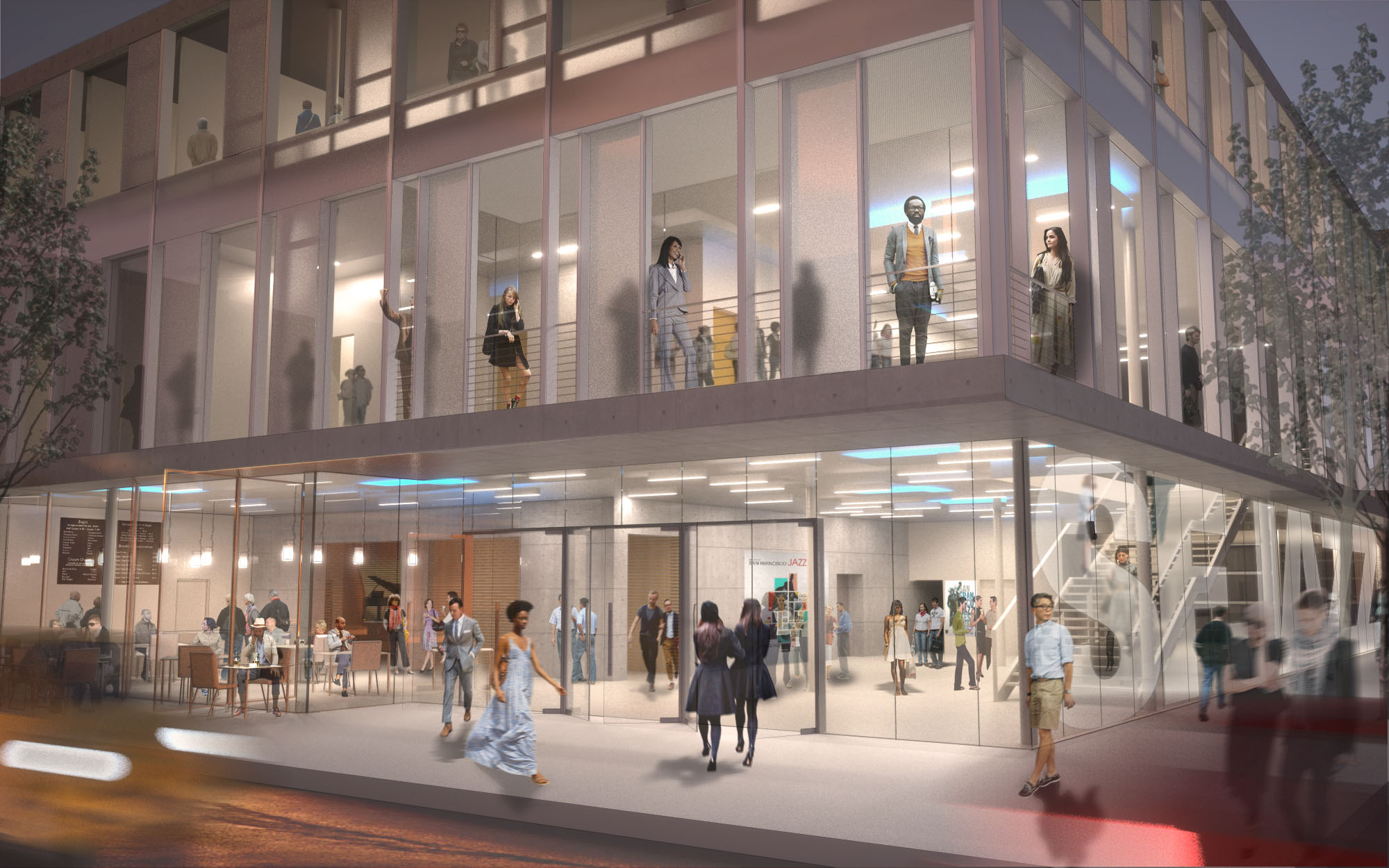 News Sfjazz Builds A Home The International Review Of Music