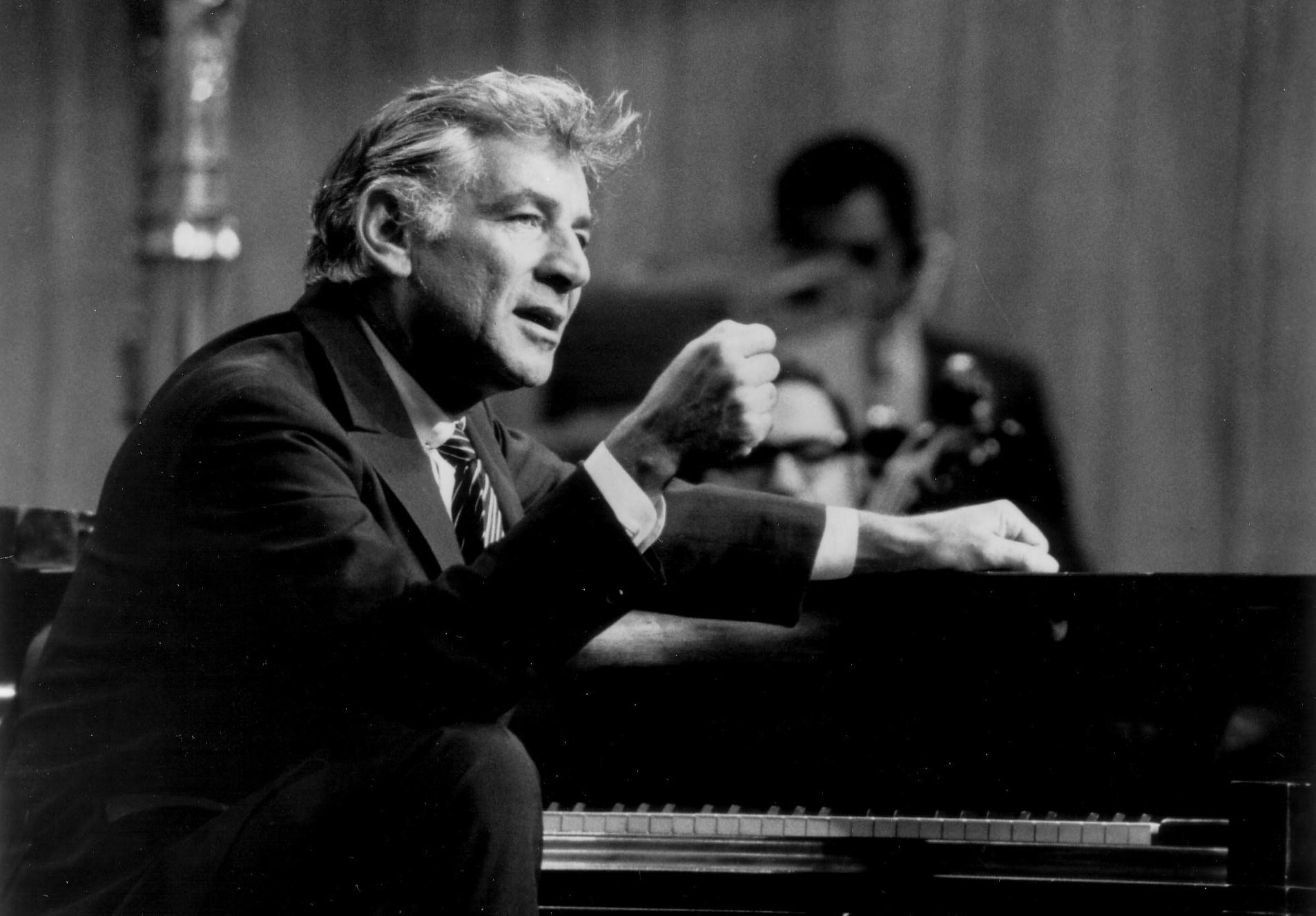 Leonard Bernstein - Stephen Sondheim - America / Cool