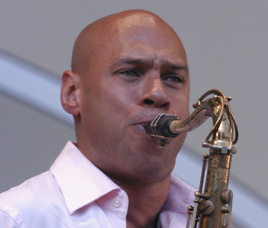 Joshua Redman* Joshua Redman Quartet, The·feat. Pat Metheny , Christian McBride & Billy Higgins - Blues For Pat - Live In San Francisco