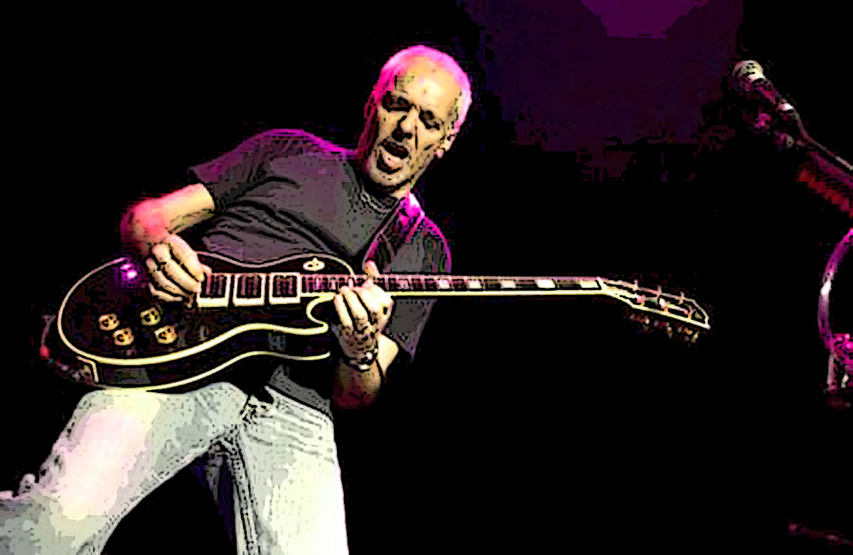 live rock peter frampton at the greek theatre the international review of music. Black Bedroom Furniture Sets. Home Design Ideas