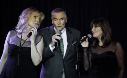 Carol Welsman, Peter Marshall and Denise Donatelli