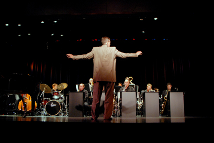 The Paul McDonald Big Band