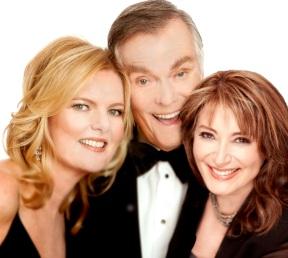 Carol Welsman, Peter Marshall and Denise Donatelli