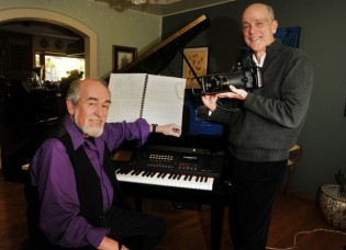 Roger Kellaway and Joseph Sohm