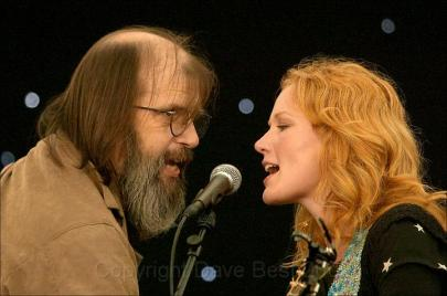 Steve Earle and Allison Moorer