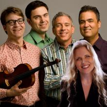 Tierney Sutton and the Turtle Island Quartet