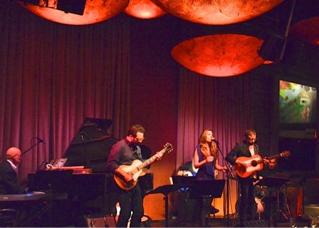 The Amanda Brecker Band