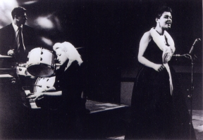 Corky Hale plays for Billie Holiday