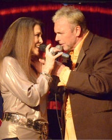 Rita Coolidge and Lynn Colter