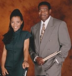 Patrice Rushen and Ndugu Chancler