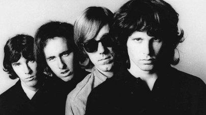 The Doors: John Densmore, Robbie Krieger, Ray Manzarek, Jim Morrison