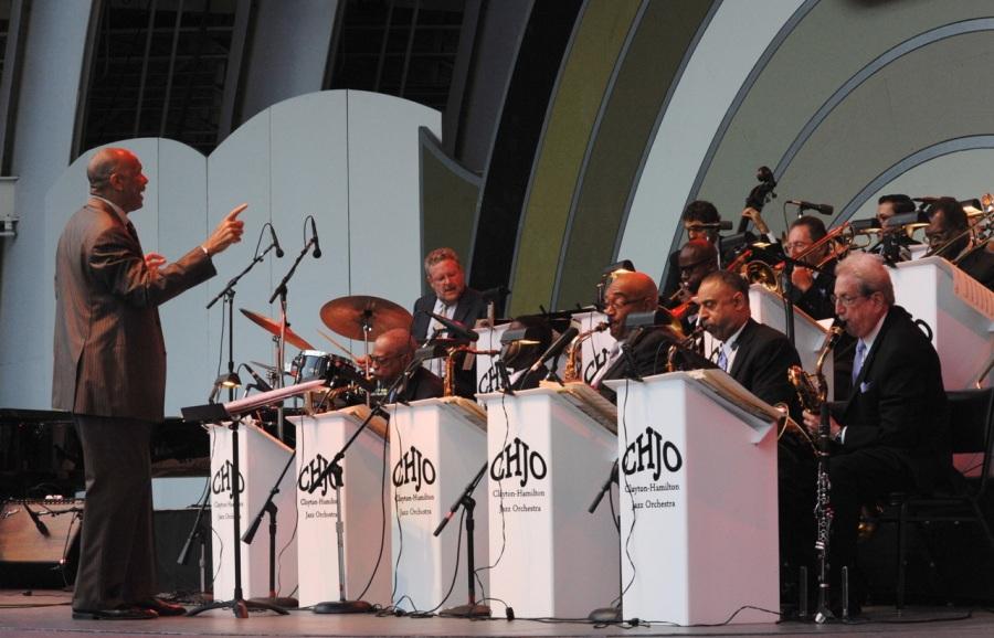 The Clayton-Hamilton Jazz Orchestra