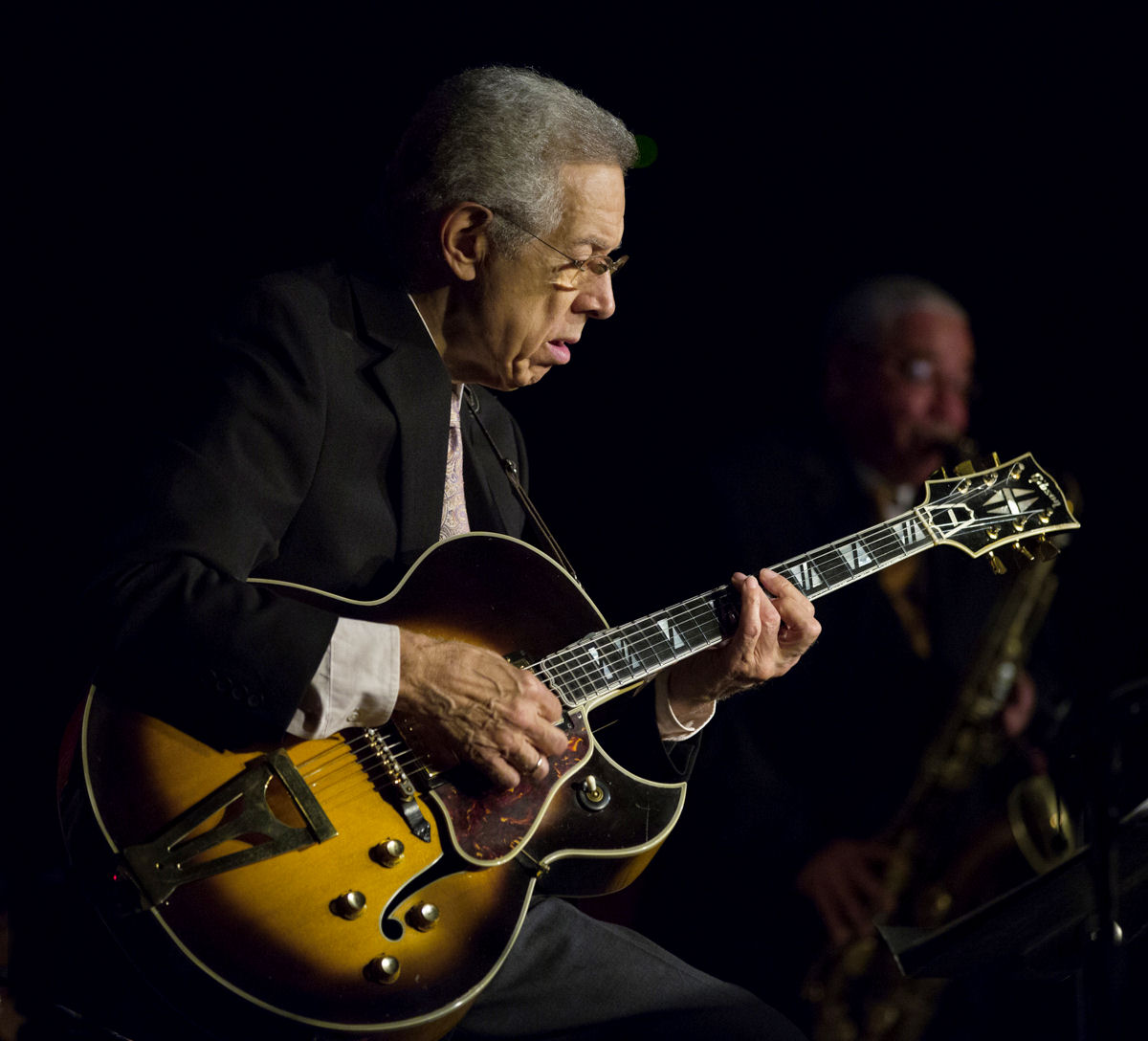 Kenny Burrell And The Jazz Guitar Band Pieces Of Blue And The Blues
