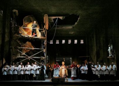 """""""Tosca"""" Act 1"""