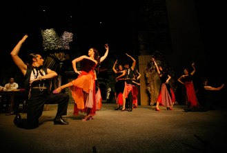 "Act II of ""Carmen"""