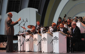 The Clayton-Hamilton Orchestra