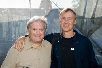 Ricky Scaggs and Bruce Hornsby