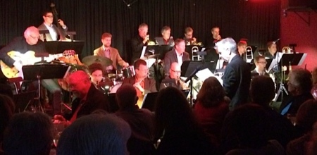 The Bill Cunliffe Big Band