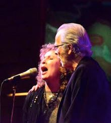 Lani Hall and Herb Alpert