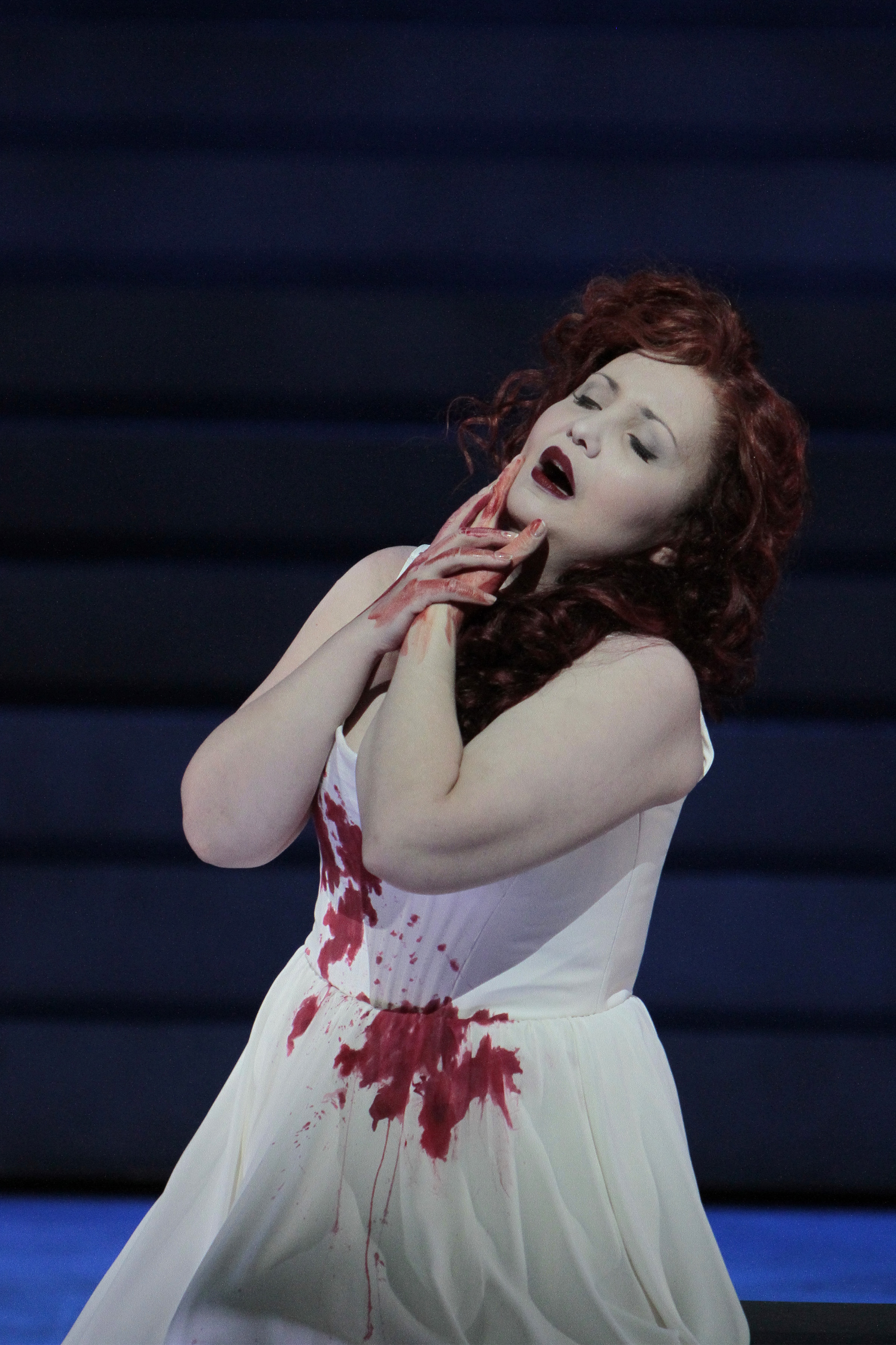 a concert review of lucia di lammermoor a piece by gaetano donizetti Lucia di lammermoorby gaetano donizetti a young bride loses it on her  wedding  projected surtitles please visit fgoorg to purchase a 4-show  subscription.