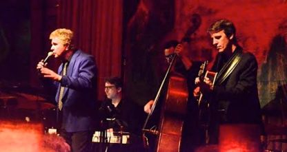Steve Tyrell and his Band at Vibrato Grill Jazz...etc.