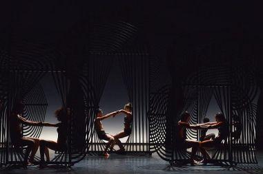 Ballet Prelokaj dancers
