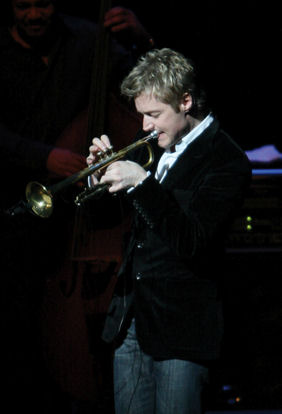 Live Music: Chris Botti and Chris Isaak at the Hollywood