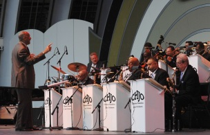 The Clayton-Hamilton Jazz Orchestra