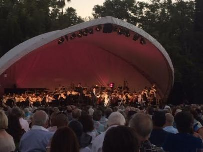 The Pasadena Pops at the L.A. Arboretum