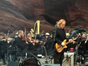 Warren Haynes with the Colorado Symphony Orchestra