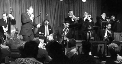 Dave Damiani and his big band