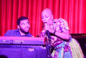 Dee Dee Bridgewater and Michael King