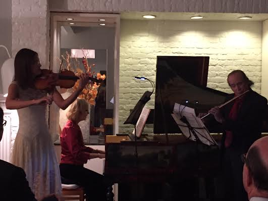 Carte Orchestra.Live Music Members Of The Los Angeles Chamber Orchestra In A France