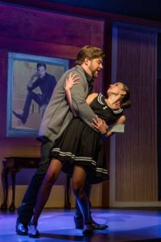 Craig Colcough as Paul Conti and Maria Elena Altany as Susana