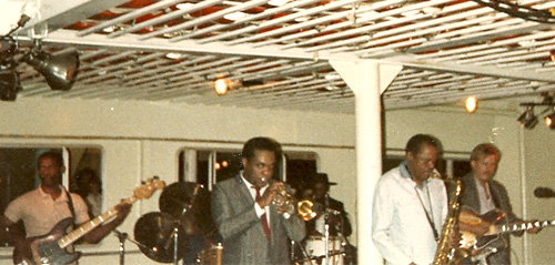 urrentine, Freddie Hubbard and others.
