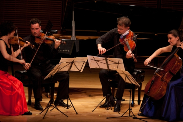 The Elias Quartet: