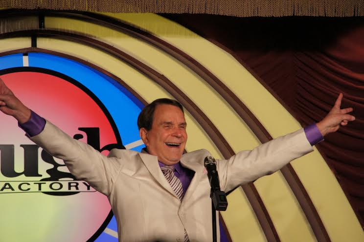 Rich Little as Richard Nixon