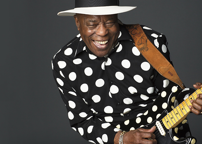 live music buddy guy at ucla s royce hall the international review of music. Black Bedroom Furniture Sets. Home Design Ideas