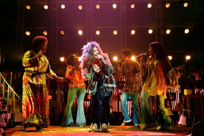 A Night with Janis Joplin - Photo by Joan Marcus