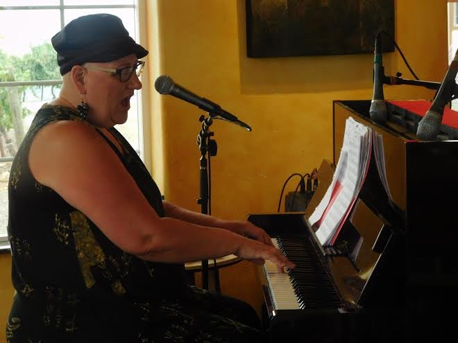 from Houston jennifer transsexual jazz musician