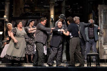"""L A Opera's """"Gianni Schicchi"""""""