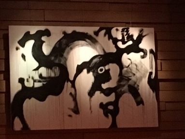 Herb Alpert painting