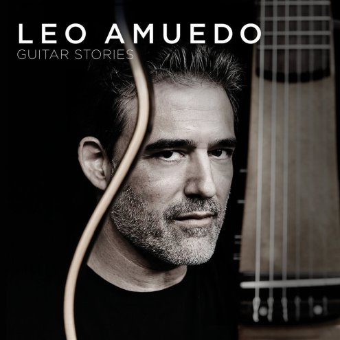 Leo Guitar Stories Cover