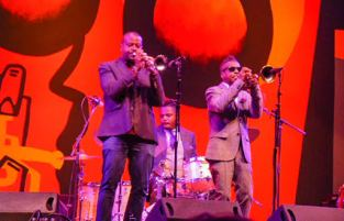 Sean Jones and Roy Hargrove